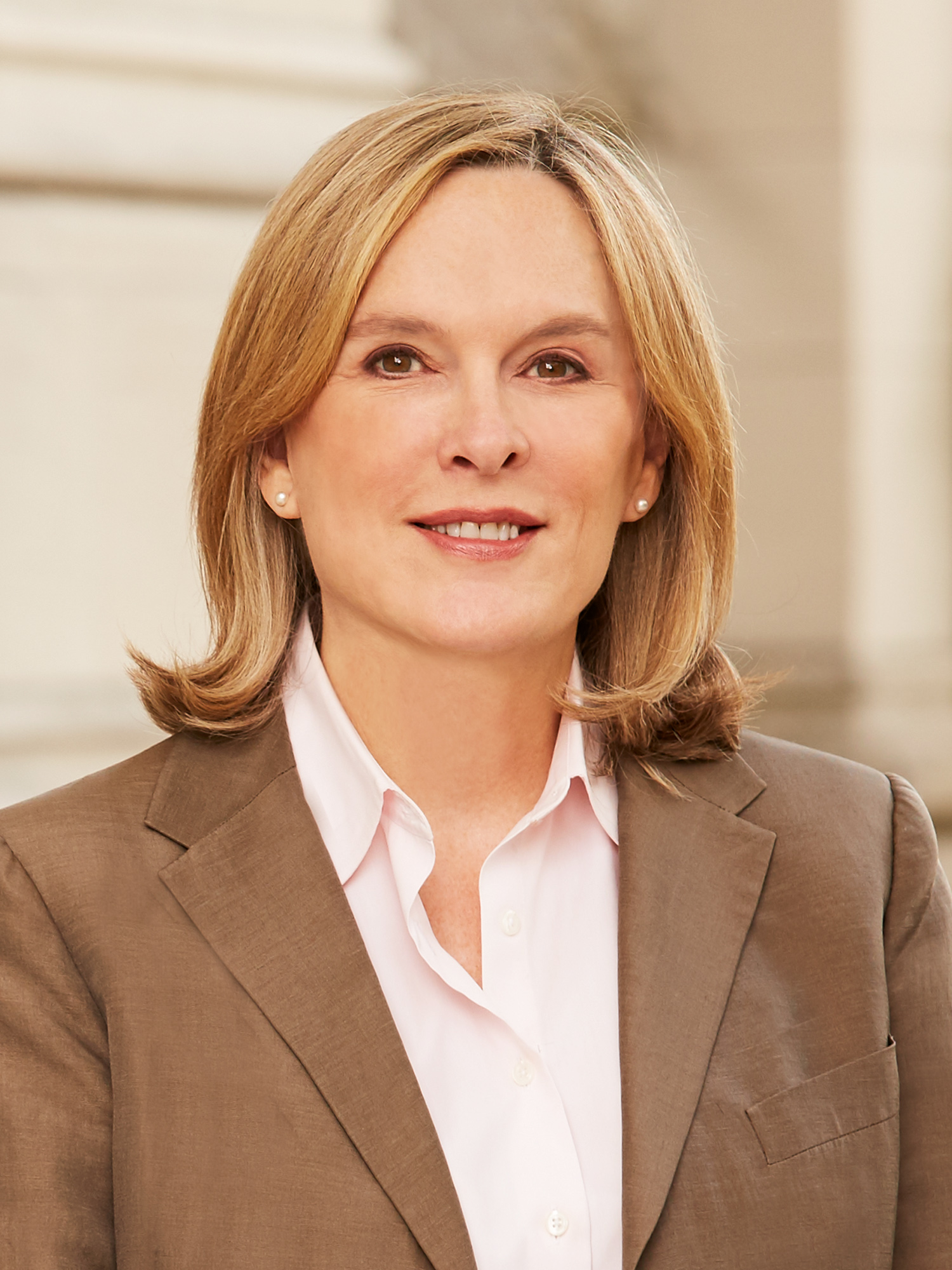 Cathleen Carmody, a top realtor in New York City for Corcoran, a real estate firm in West Side.