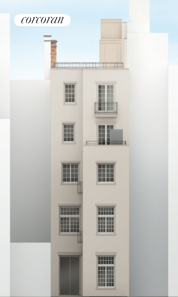 49 East 68th Street, Building Exterior