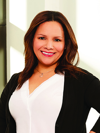 Belkis Tappan, a top realtor in New York City for Corcoran, a real estate firm in West Side.