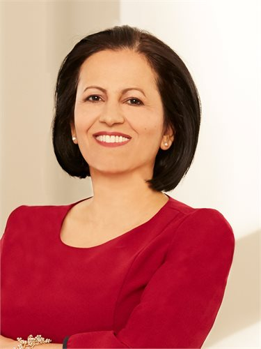 Anat Ofer, a top realtor in New York City for Corcoran, a real estate firm in SoHo.