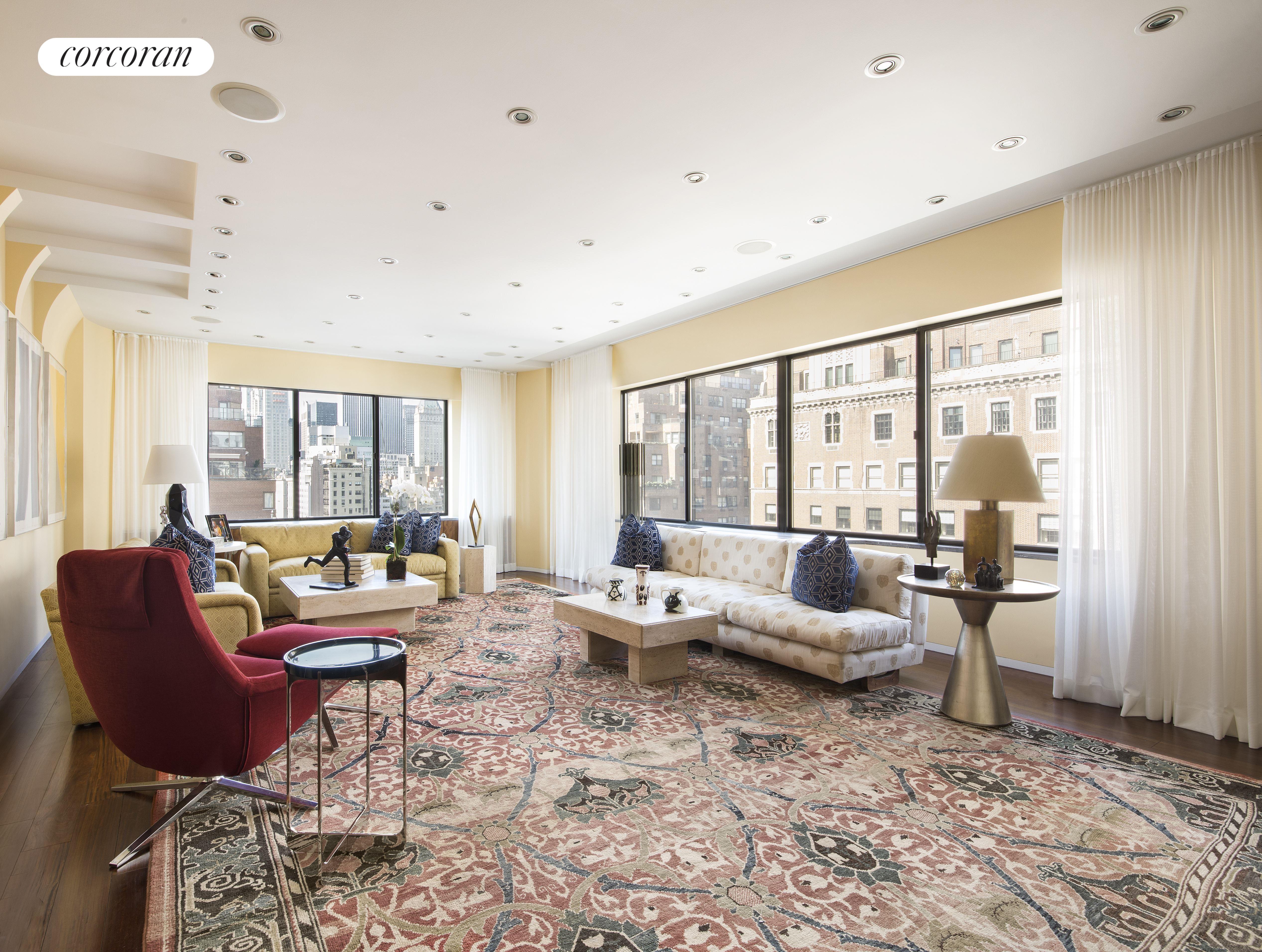 Corcoran, 733 Park Avenue, Apt. 14 FL, Upper East Side Real Estate ...
