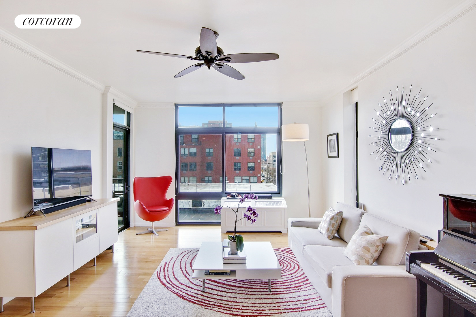 48-21 5th Street, 4A, Living Room