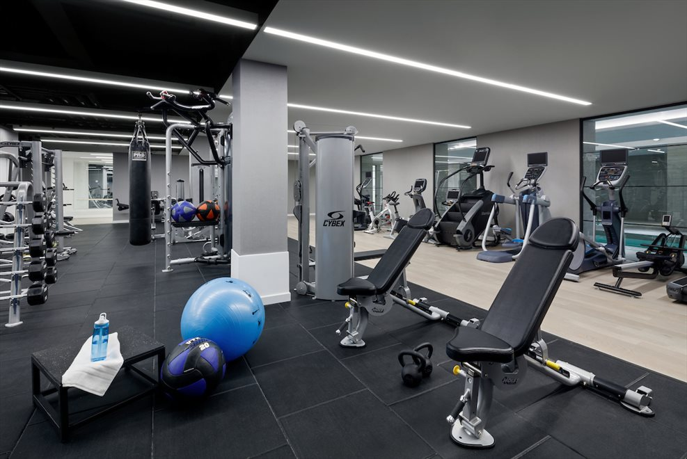 New York City Real Estate | View 90 Lexington Avenue, #10C | Fitness Center