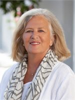 Gail Campbell, a top real estate agent in South Florida for Corcoran, a real estate company in West Palm Beach.