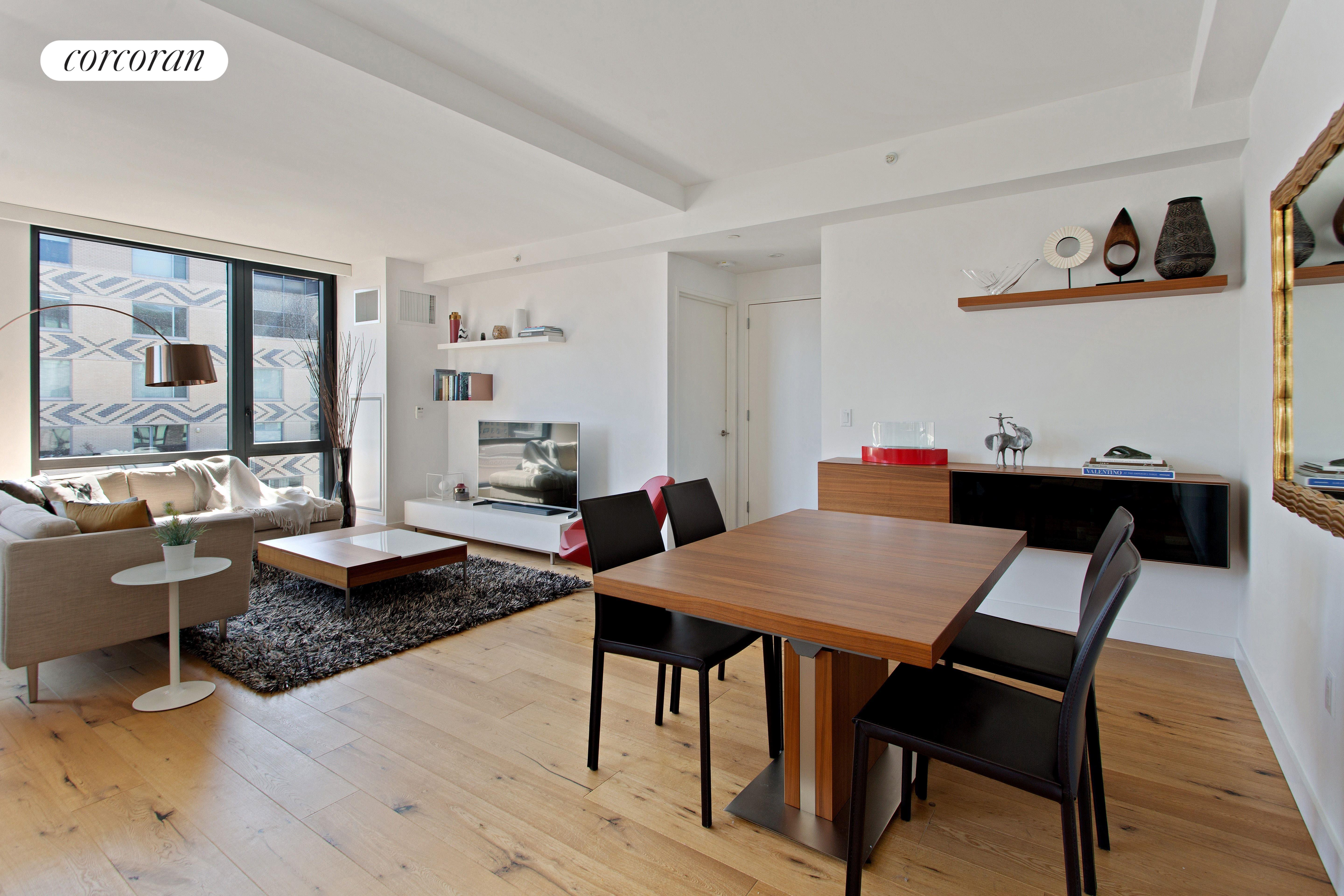 23 West 116th Street, 10D, Living Room