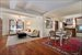 107 West 86th Street, 2GH, Living Room / Dining Room