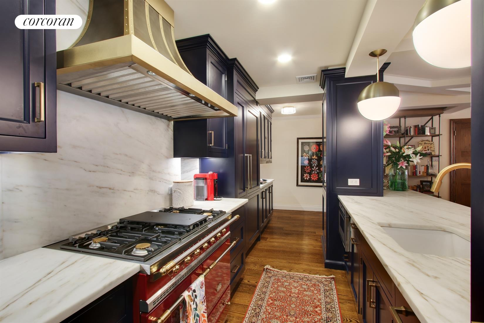 107 West 86th Street, 2GH, Kitchen