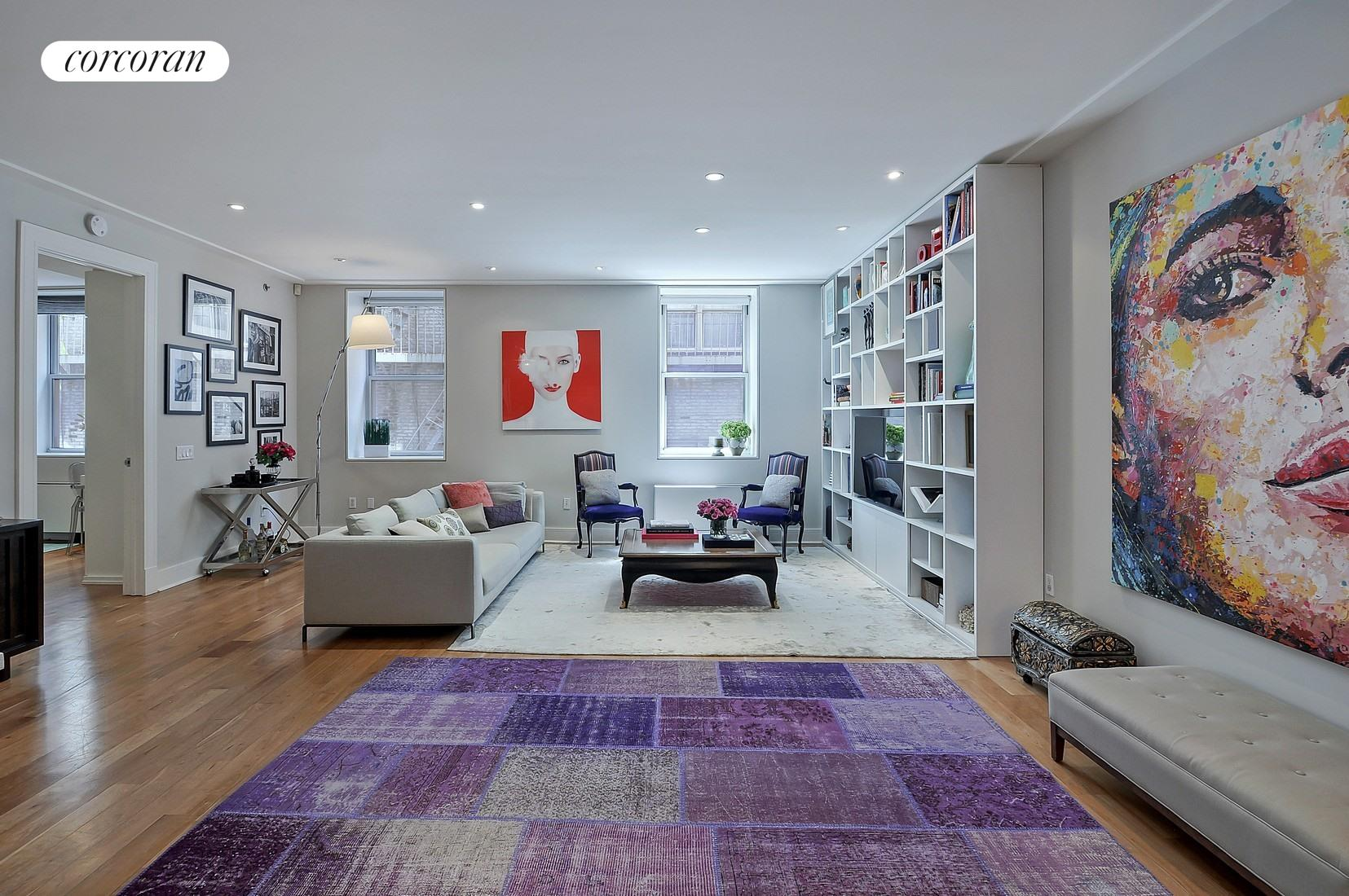 426 West 58th Street, A2, Bedroom