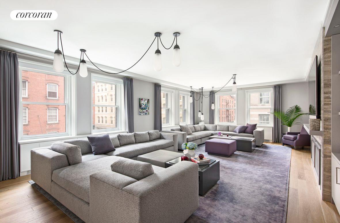 Corcoran, 71 Laight Street, Apt. 3D, Tribeca Real Estate, Manhattan ...