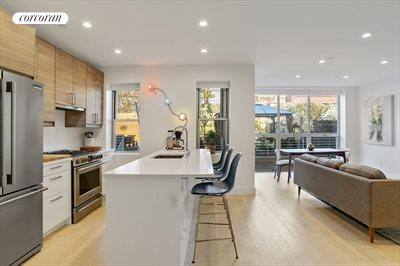 New York City Real Estate | View 61 Conselyea Street, #B1 | 1 Bed, 2 Baths