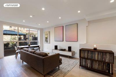 New York City Real Estate | View 61 Conselyea Street, #B1 | Living Room