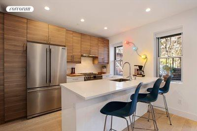 New York City Real Estate | View 61 Conselyea Street, #B1 | Kitchen