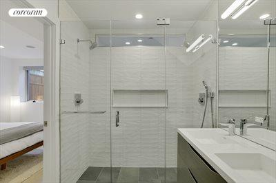 New York City Real Estate | View 61 Conselyea Street, #B1 | Master Bathroom