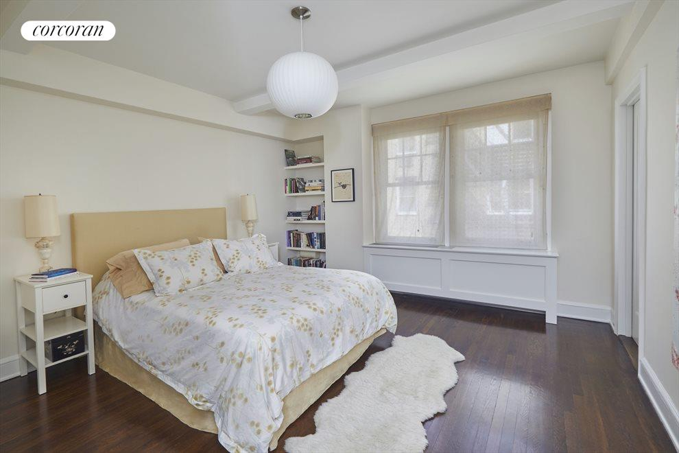 New York City Real Estate | View 60 Gramercy Park North, #16B | Master bedroom