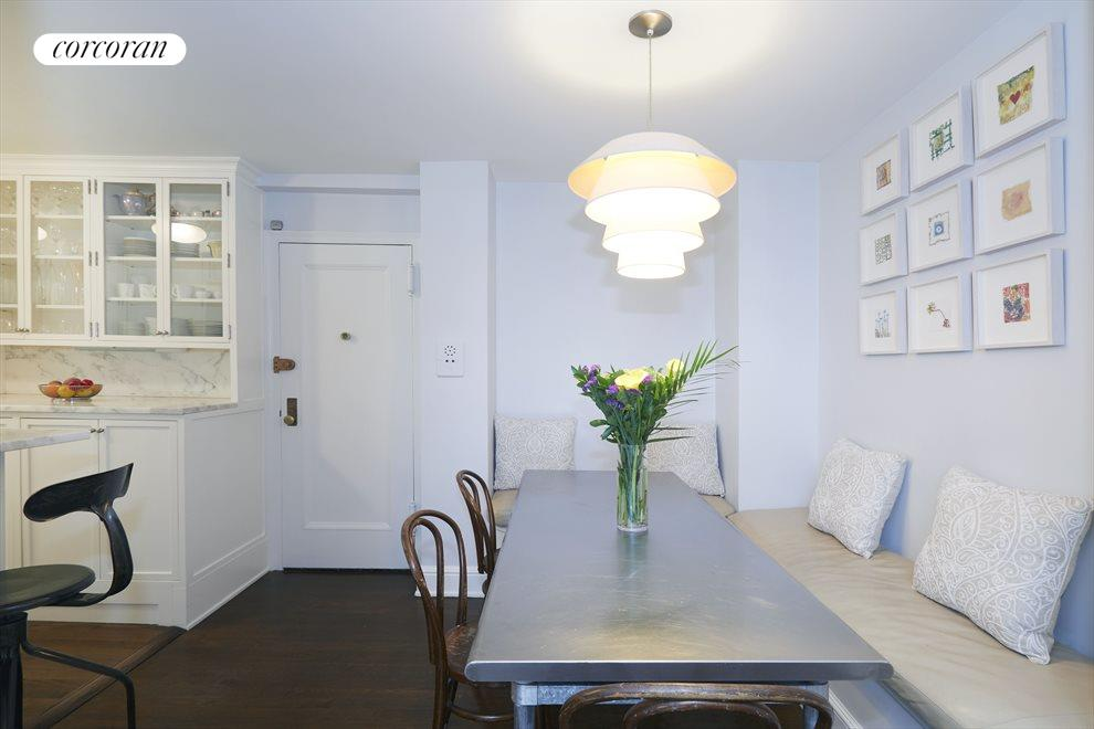 New York City Real Estate | View 60 Gramercy Park North, #16B | Dining area