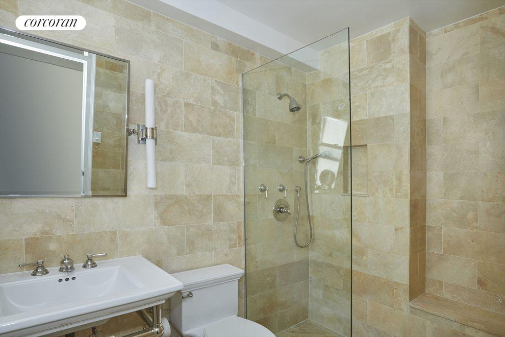 New York City Real Estate | View 60 Gramercy Park North, #16B | Master bathroom