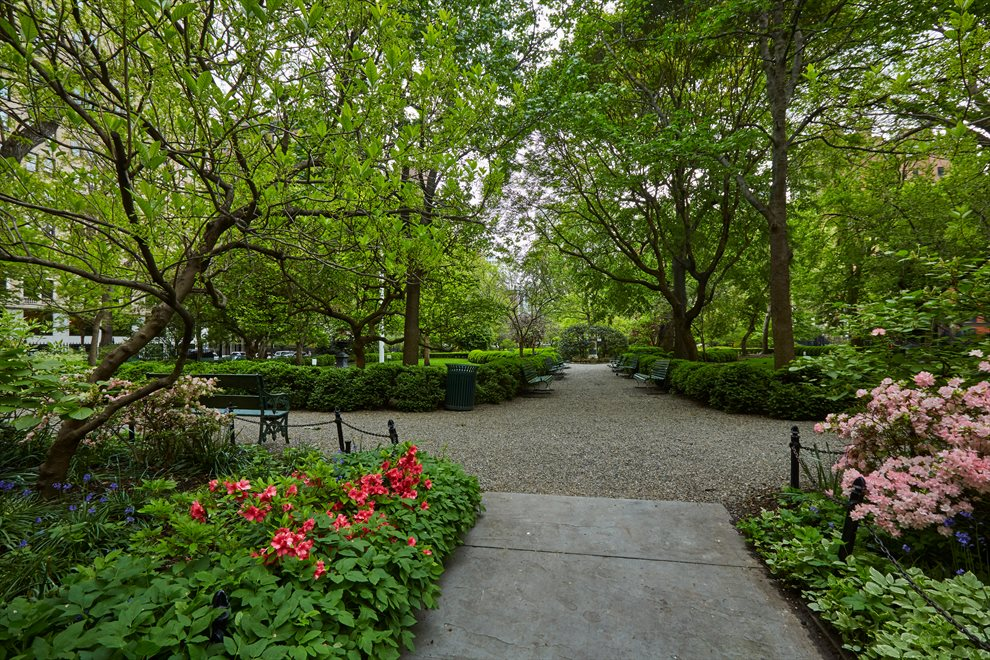 New York City Real Estate | View 60 Gramercy Park North, #16B | Gramercy Park