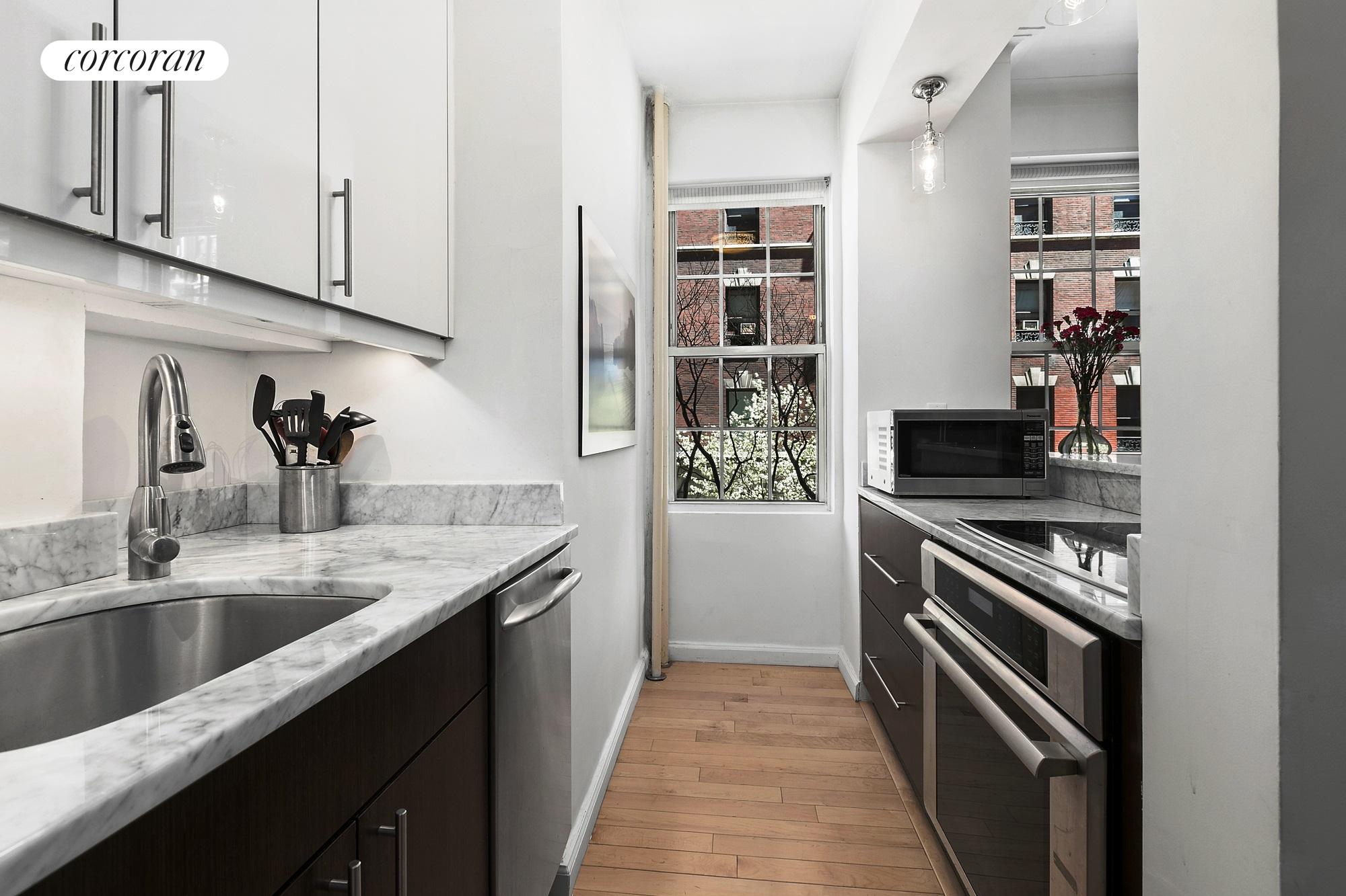 Corcoran, 41 Fifth Avenue, Apt. 4C, Greenwich Village Real Estate ...
