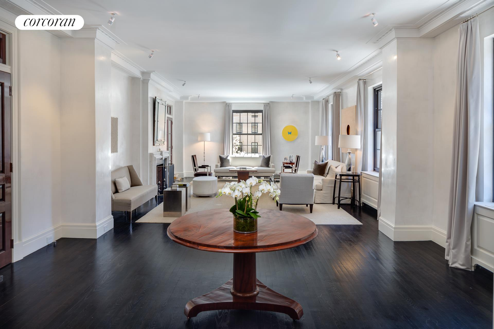 960 Park Avenue, 2E, Living Room