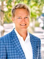 Thor Brown, a top real estate agent in South Florida for Corcoran, a real estate company in Palm Beach.