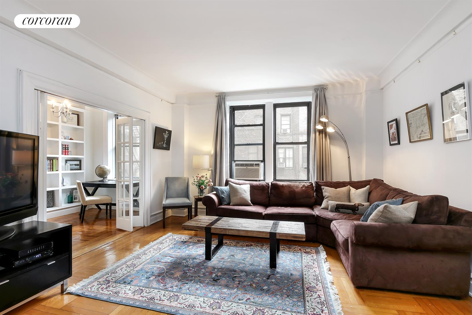 310 West 85th Street, 3D, Living Room