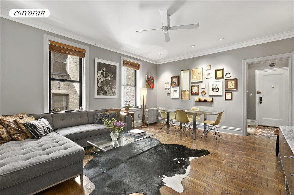 Open Living/Dining Room
