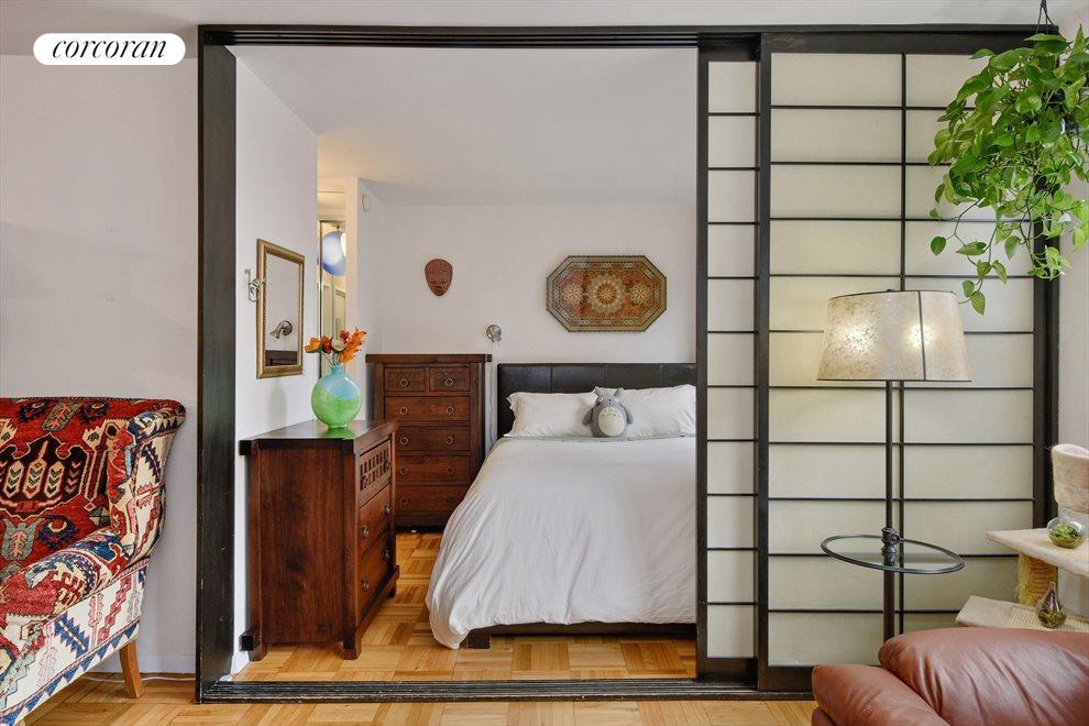 Separate Windowed Sleeping Alcove