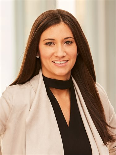 Lisa Balbuena, a top realtor in New York City for Corcoran, a real estate firm in SoHo.