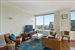 200 Riverside Blvd, 37E, Open Living/Dining Layout
