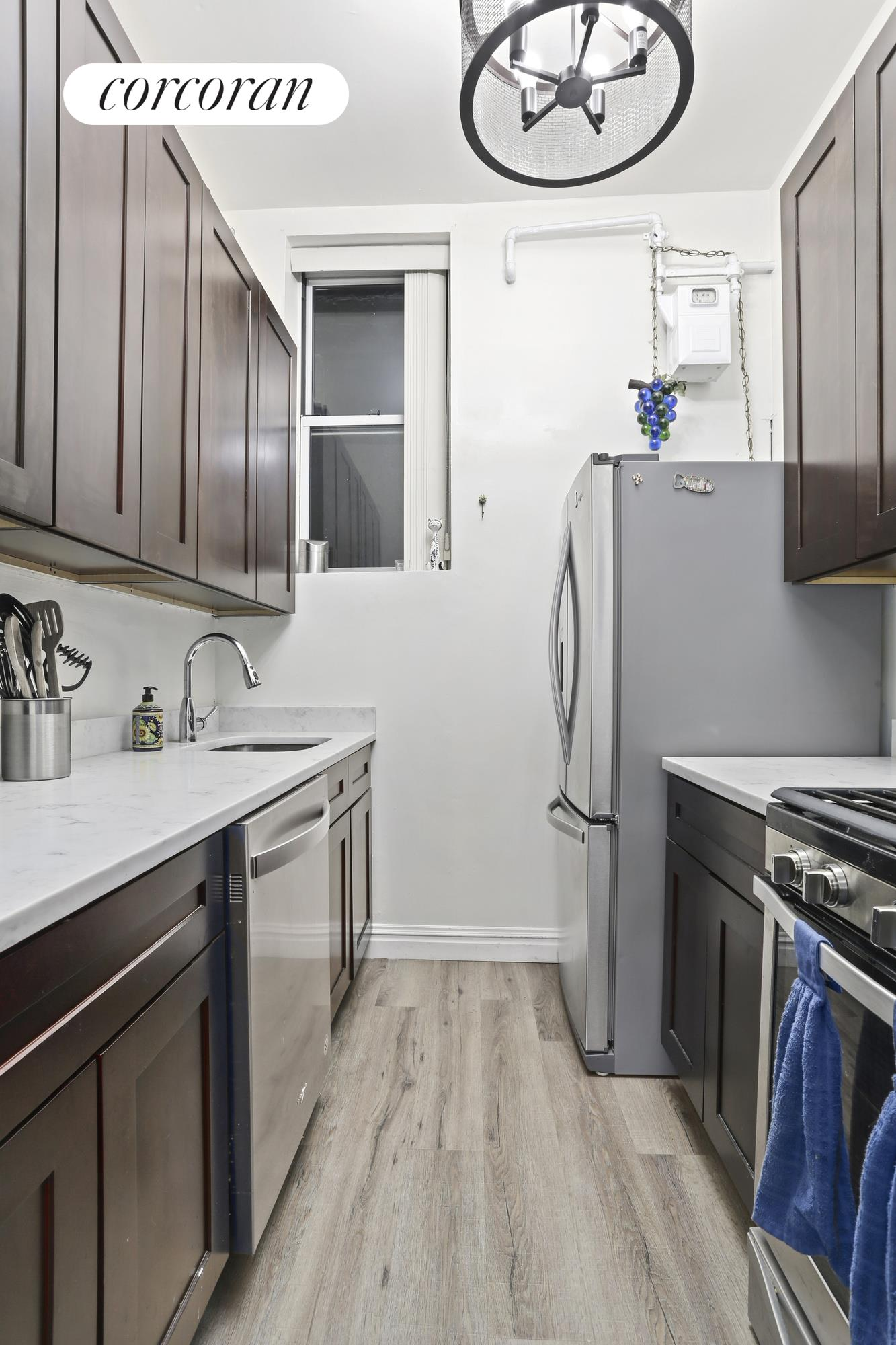 corcoran 169 eighth ave apt 4f chelsea hudson yards rentals