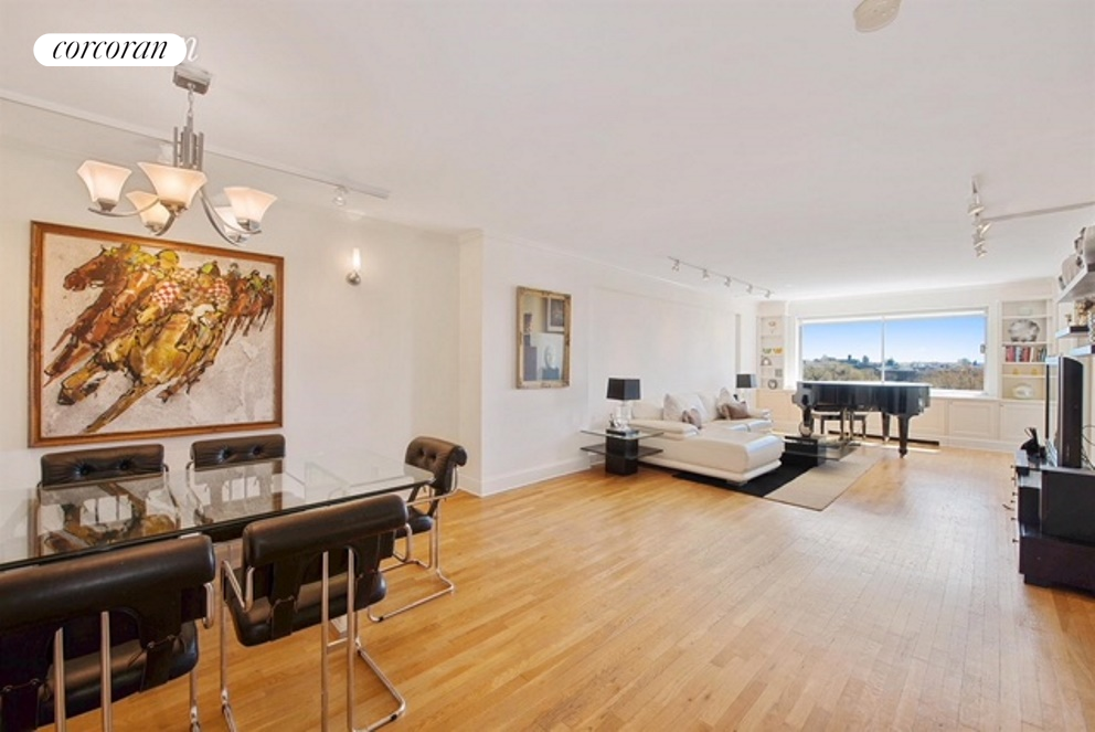 180 East End Avenue, 9G, Living Room