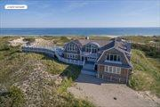 Beachfront House With the Best Ocean and Bay Views, Amagansett