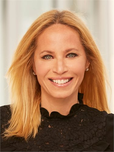 Nicole Hechter, a top realtor in New York City for Corcoran, a real estate firm in Chelsea/Flatiron.