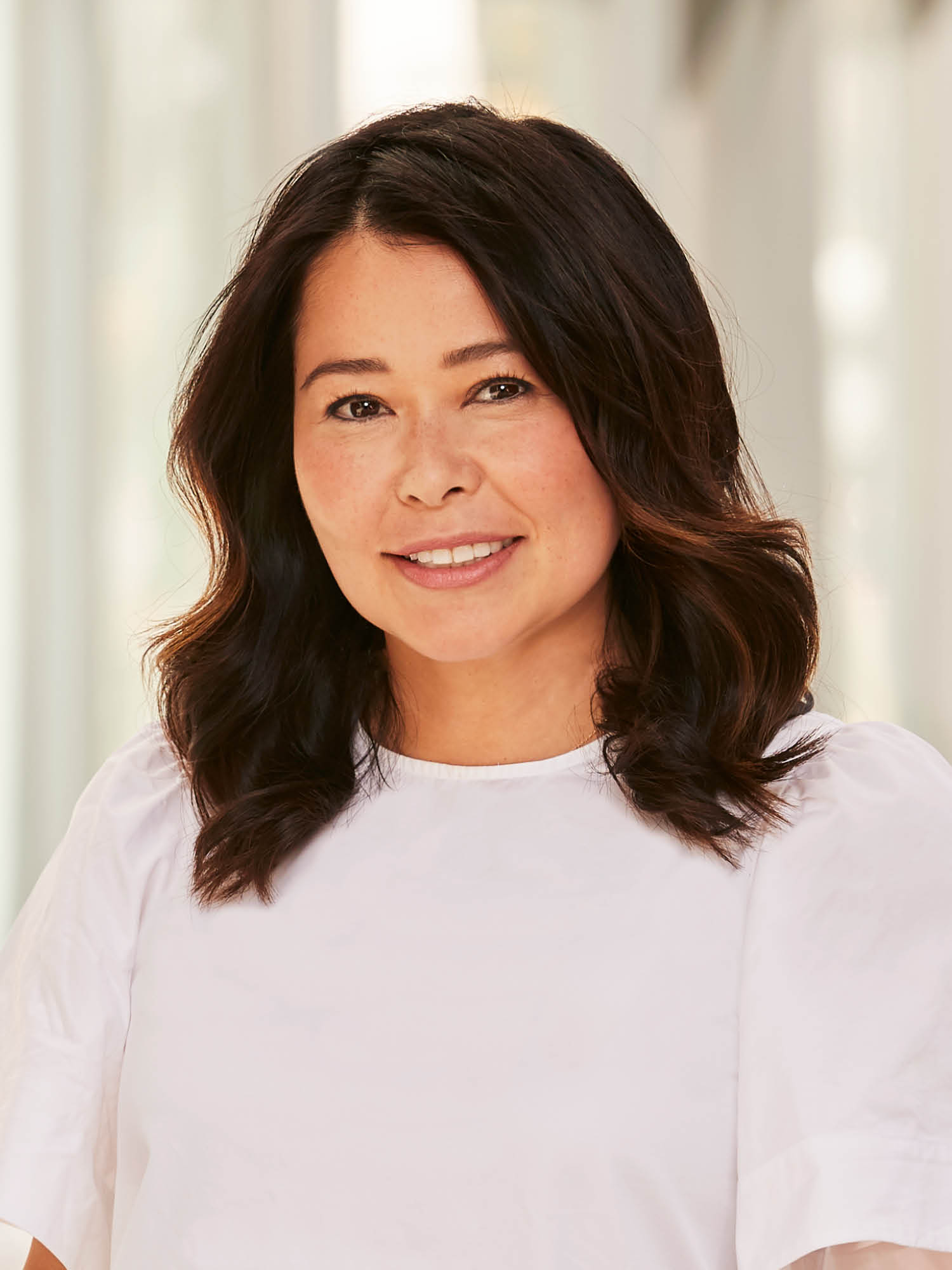Masayo Hashimoto, a top realtor in New York City for Corcoran, a real estate firm in Chelsea/Flatiron.