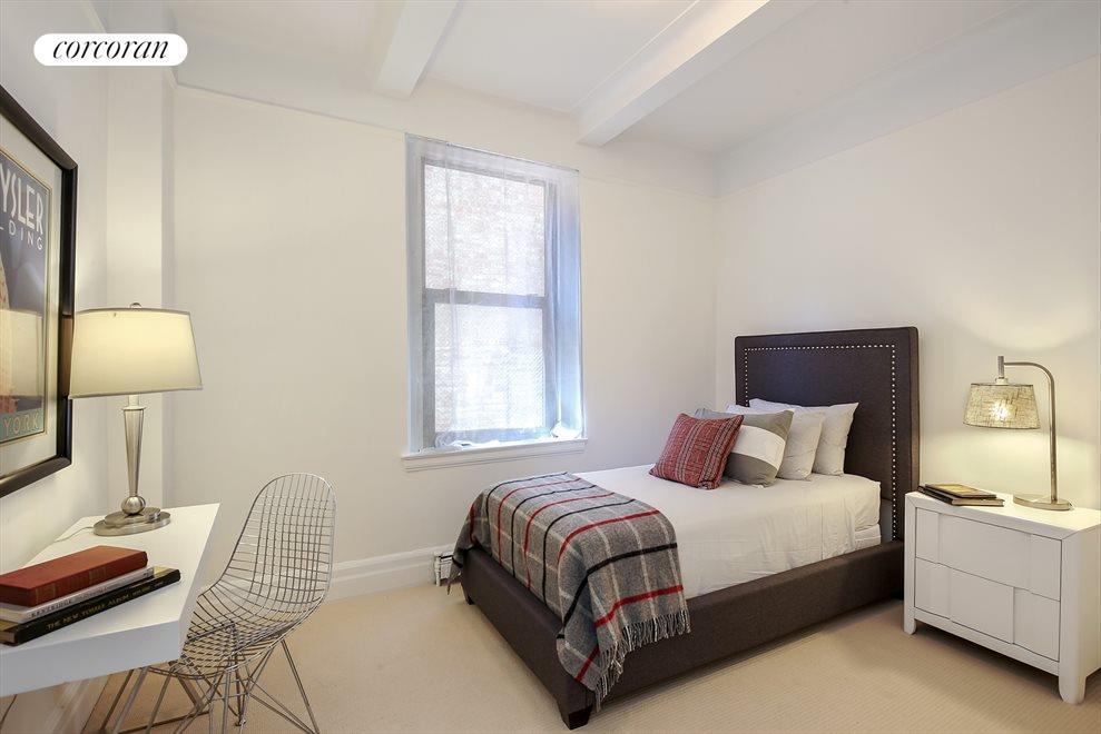 Third bedroom with generous closet