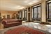 470 West End Avenue, 6A, Exquisite lobby with stained glass windows
