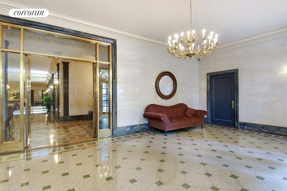 Lobby vestibule
