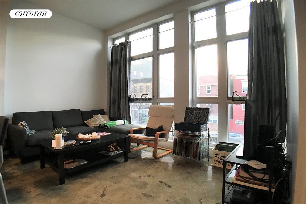 West Unit Living Room