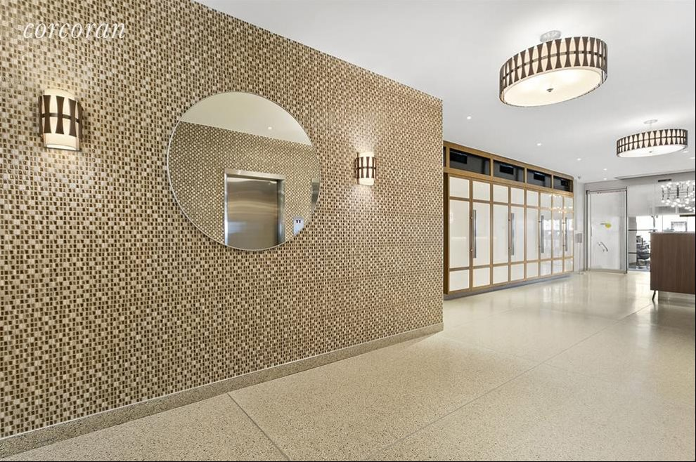Lafayette Apartment Building | View 30 East 9th Street | Newly Renovated Lobby