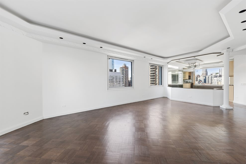 New York City Real Estate | View 303 East 57th Street, #17CD | Living Room