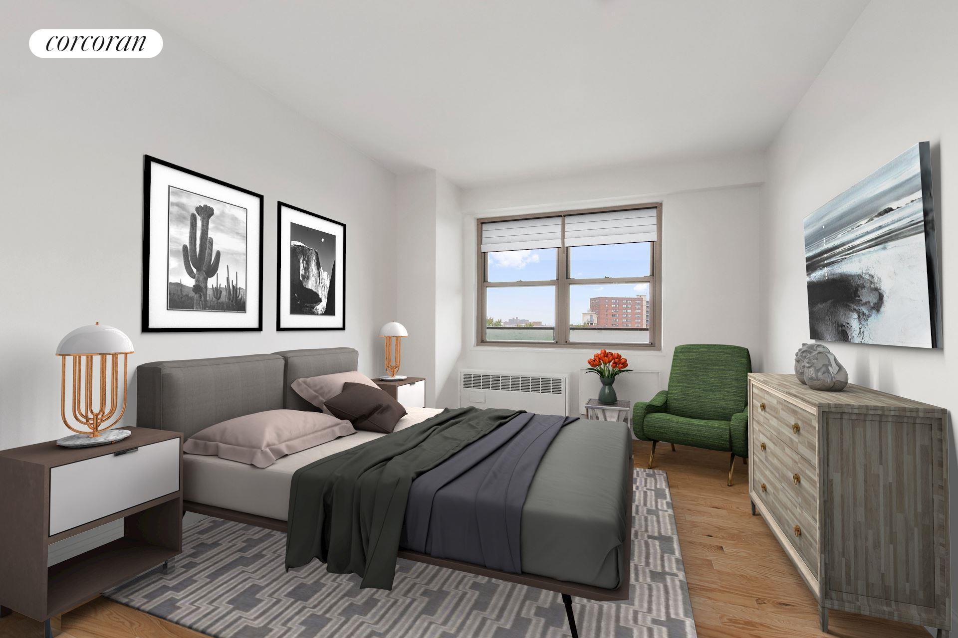 Gateway Elton Apartments Floor Plans: Corcoran, 400 Cozine Avenue, Apt. 1J, Brooklyn Real Estate