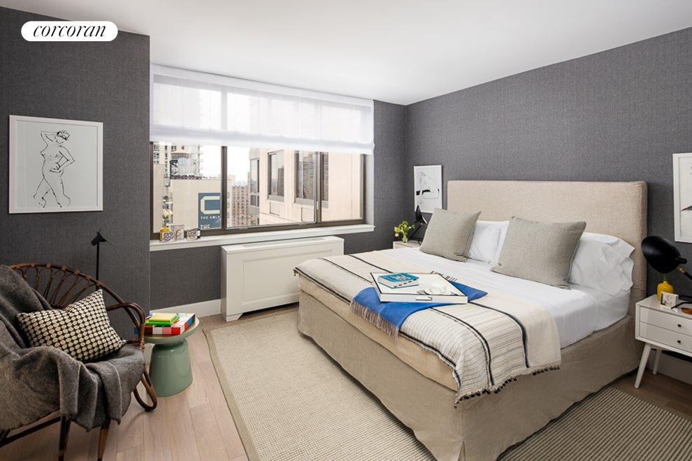 New York City Real Estate | View 389 East 89th Street, #29A | Master bedroom