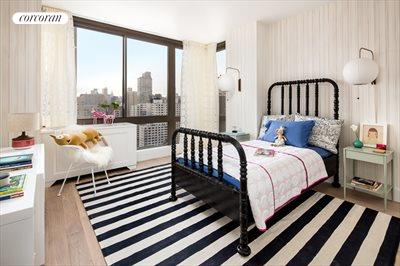 New York City Real Estate | View 389 East 89th Street, #29A | South facing second bedroom