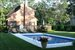 19 Walton Street, Back yard pool area