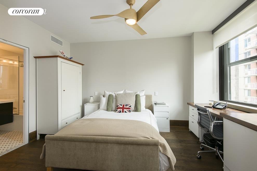 2nd bedroom with bath en-suite