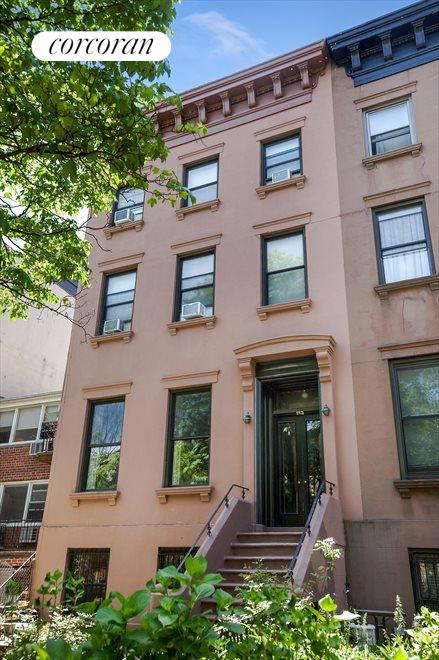 25-foot-wide Neo-Grec Brownstone
