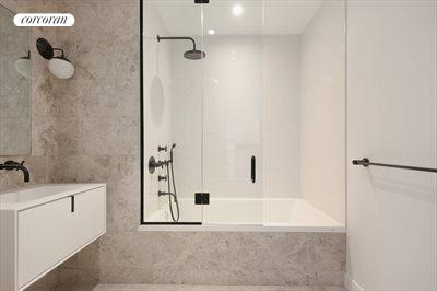 New York City Real Estate | View 325 Henry Street, #3B | Guest Bathroom