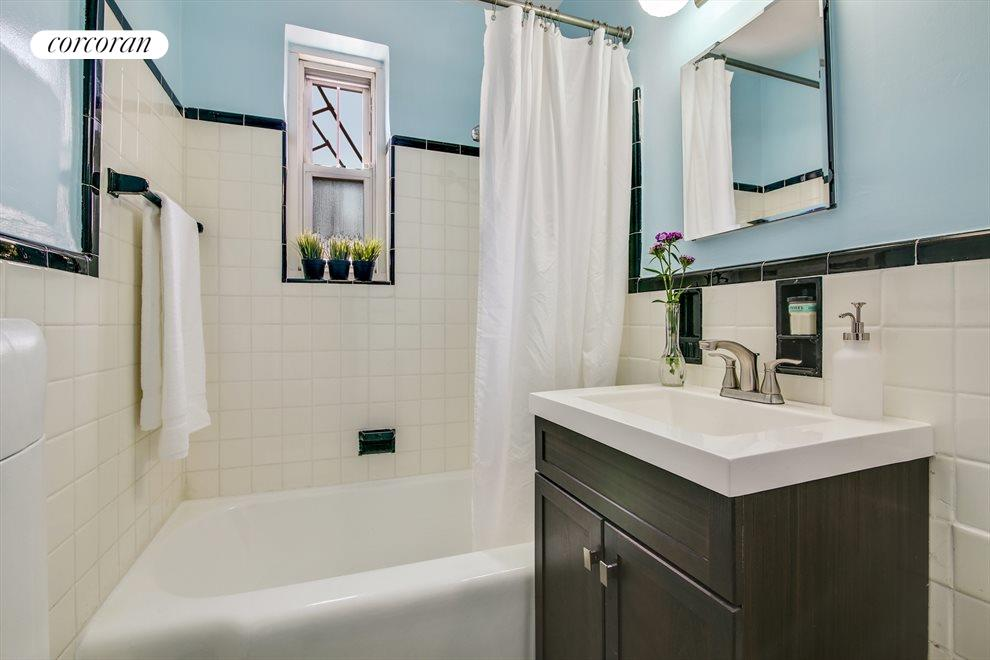 New York City Real Estate | View 220 Congress Street, #6F | Bathroom