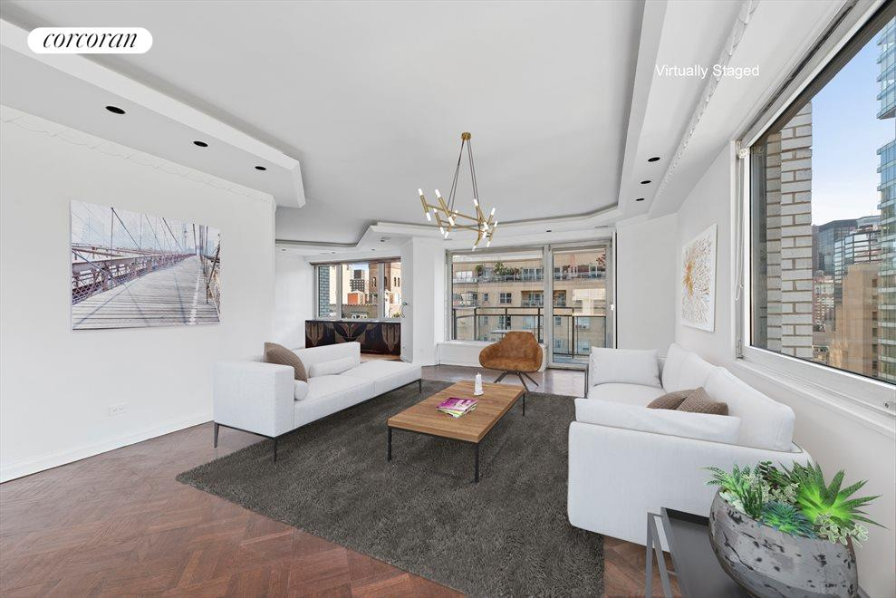New York City Real Estate | View 303 East 57th Street, #17CD | room 1