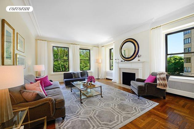137 Riverside Drive, Apt. 3B, Upper West Side
